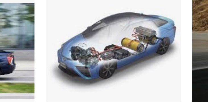 Is de auto van de toekomst een waterstof auto of een hybride auto?